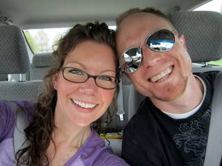 Picture of website developers Ron and Pam Solmes